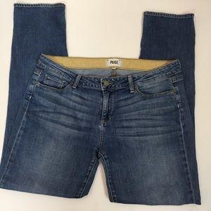 Paige Jimmy Jimmy Skinny Jeans | Size 31